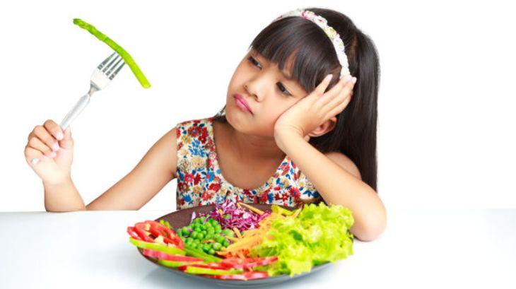 Cara Cermat Agar Anak Mau Makan Sayur