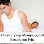11 Faktor yang Mempengaruhi Kesuburan Pria
